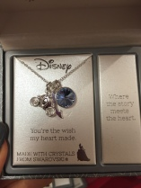 Disney Necklace